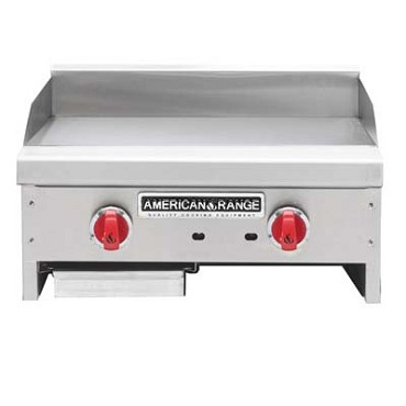 American Range ACCG-60 - Countertop Griddle, Gas 60""