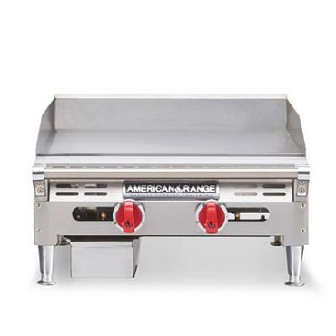 American Range AETG-24NG - Griddle, natural gas, Counter Unit
