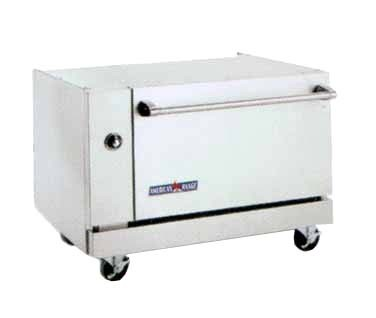 American Range ARLB-36-CNG - Restaurant Type Low Boy Oven, natural gas, one convection oven