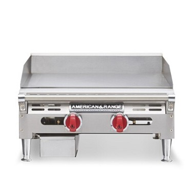 "American Range AETG-72LP - Griddle, liquid propane, 72"" wide"