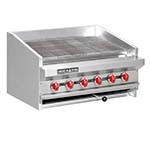 American Range ADJ-30 - Charbroiler, Gas, Counter Model, 30
