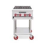 American Range ARRB-12 - Charbroiler, counter model, gas, 12