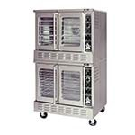 American Range MSDE-2 - Double Deck, Electric, Convection Oven, (2) Solid Doors