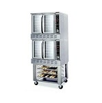 American Range MA-2 - Convection Oven, gas, double-deck, bakery depth
