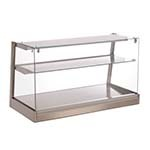 Antunes DCH-1000-9500640 - DEMO Heated Display Cabinet, two tiers, 120v, 1000w