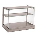Antunes DCH-800-9500650 - DEMO Heated Display Cabinet, two tiers, 120v, 800 watts