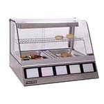 Antunes DCH-200 - Heated Display Cabinet, holds (2) full size pans 2-1/2