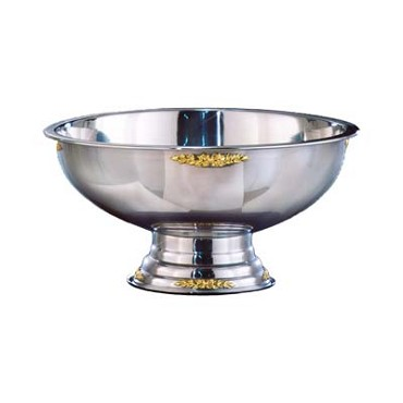 "Apex 6107-GT - Punch Bowl, Majestic, 7 gallon, 12""H, 21"" in diameter"