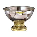 Apex 6113-G - Punch Bowl, Golden Majestic, 3 gallon, 11