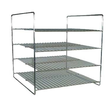 APW 217215-48 - 4 Shelf Food Rack