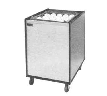 "APW MCTR-1616 - Tray or Rack Dispenser, mobile, enclosed cabinet, for 16"" x 16"" trays or racks"