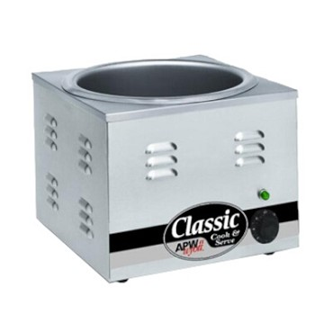 APW CW-1B - Food Pan Warmer, 11 quart capacity