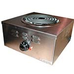 APW CHP-1A - Hotplate, electric, single burner, flat spiral element