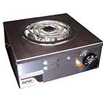 APW CP-1A - Hotplate, electric, portable, single burner, flat spiral element