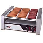 APW HR-20 - HotRod Hot Dog Grill, Roller-Type, 17-1/4
