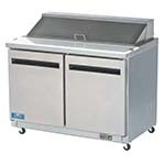 Arctic Air AMT48R - Mega Top Sandwich/Salad Prep Table