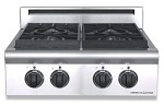 American Range AROBSCT-424 - Performer 24 in. Residential Cooktop Natural Gas