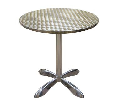 Al30 Ats Furniture Pedestal Table For Indoor Use 27 12 Dia