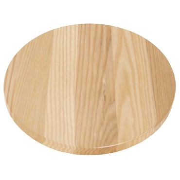 "ATS Furniture UV48-50-N - Table Top, round, 48"" dia., natural finish"