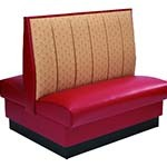 ATS Furniture AD-366-D GR4 - Deuce Booth, double, 30