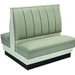 ATS Furniture AD36-66L GR4 - Alex Double Booth 46