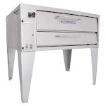 Bakers Pride 151 - Pizza Deck Oven, gas, single deck, 36