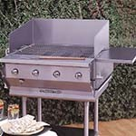 Bakers Pride CBBQ-30S - Outdoor Charbroiler, gas, 30