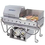 Bakers Pride CBBQ-30S-CP - Outdoor Charbroiler, gas, 30