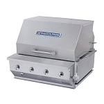 Bakers Pride CBBQ-30BI - Outdoor Charbroiler, gas, built-in, 30