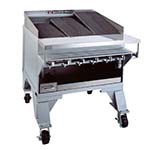 Bakers Pride CH-10 - Charbroiler, gas, extra heavy duty, 52-1/2