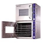 Bakers Pride COC-E2 - Cyclone Convection Oven, half-size, electric, double deck, elect