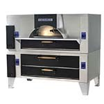 Bakers Pride FC-616/Y-600 - IL Forno Classico Gas Pizza Oven, double stacked