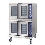 Bakers Pride GDCO-E2 - Cyclone Convection Oven, Full-Size, Electric, Double Deck