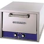 Bakers Pride P18S - Pizza/Pretzel Oven, countertop, elec., single compartment, two r