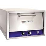 Bakers Pride P22-BL - Oven, countertop, elec., pizza/pretzel, brick lined, single comp