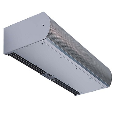 "Berner ALC08-1030E - Architectural Low Profile Air Curtain, 30"" long, electric heat"