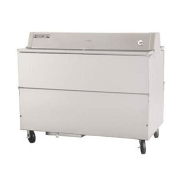 Beverage Air STF58HC-1-S - School Milk Cooler w/Stainless Steel Exterior & Interior, 24.5 cu. ft. Cap