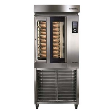 Bizerba D64B-L-X3200-A - Wiesheu Convection Oven, electric, automatic sliding door