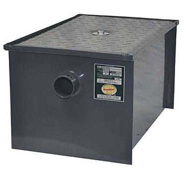 BK Resources BK-GT-100 - Grease Trap, 100 lb. Capacity