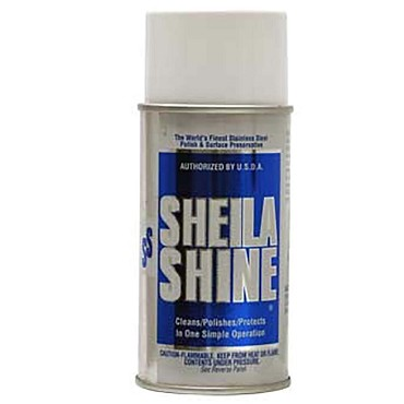 BK Resources BK-SSCLNR-10 - Sheila Shine Stainless Steel Cleaner and Polish