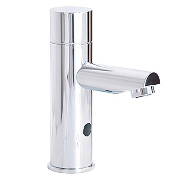 BK Resources BKF-KAI-9H-G - Low Flow Sensor Faucet, Deck Mount, 0.5 gpm, hardwired