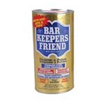 BK Resources BK-BKFCLEANER-12 - Bar Keepers Friend Stainless Steel Cleaner, 12 ounce can