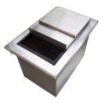 BK Resources BK-DIBL-1218 - Drop-In Ice Bin, 12 x 18
