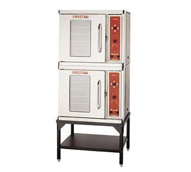 Blodgett CTB DBL - Convection Oven, electric, double-deck, half-size