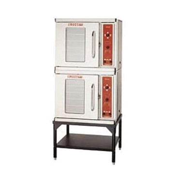 "Blodgett CTB DBL - Convection Oven, electric, double-deck, half-size, (5) 13"" x 18"" pans"