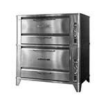 Blodgett 951-966 - Deck oven, gas, double deck, 42