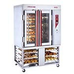 Blodgett XR8-GS/STAND - Rotating Rack Bakery Oven, gas, (8) 18