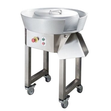 BakeMax BMDBR3L - Dough Ball Rounder, 2.5 - 42.3 oz. portions, 88 - 661 lbs per hour output
