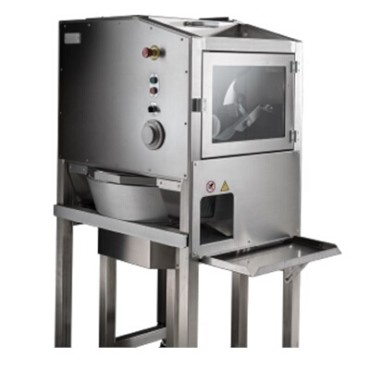 BakeMax BMDD003 - Dough Divider/Rounded, automatic, 44-liter tank, 70-120 kg hourly production