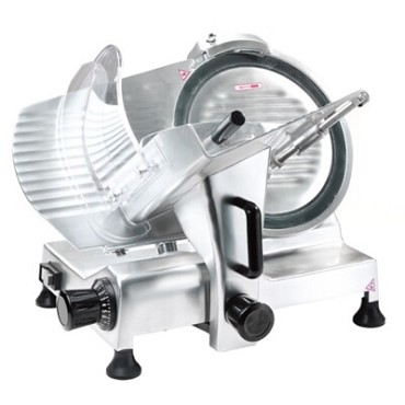 "BakeMax BMMSM12 - Meat Slicer, manual, gravity feed, 12"" dia. blade"